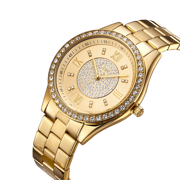 Jbw Women S J6303 Setb Mondrian 0 16 Ctw Gold Diamond