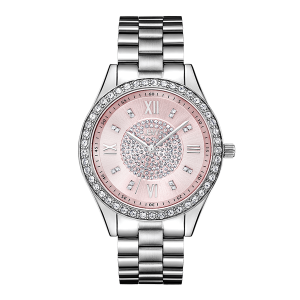 JBW-Mondrian-J6303F-Silver-Diamond-Watch-Front