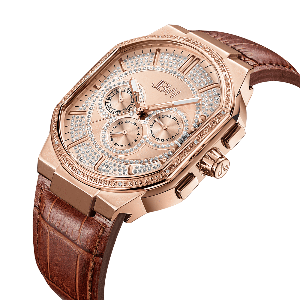 jbw-orion-j6342c-rosegold-brown-leather-diamond-watch-angle