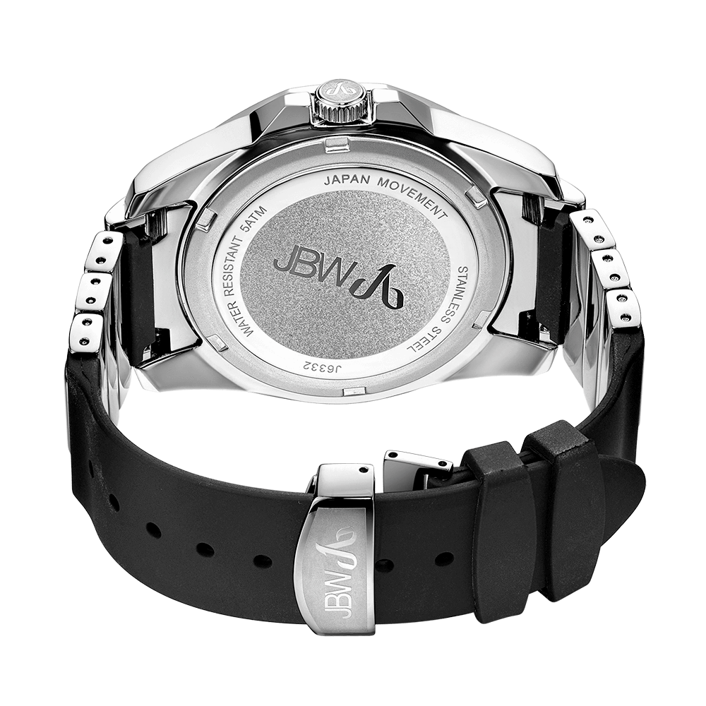 jbw-regal-j6332c-stainless-steel-black-silicone-diamond-watch-back