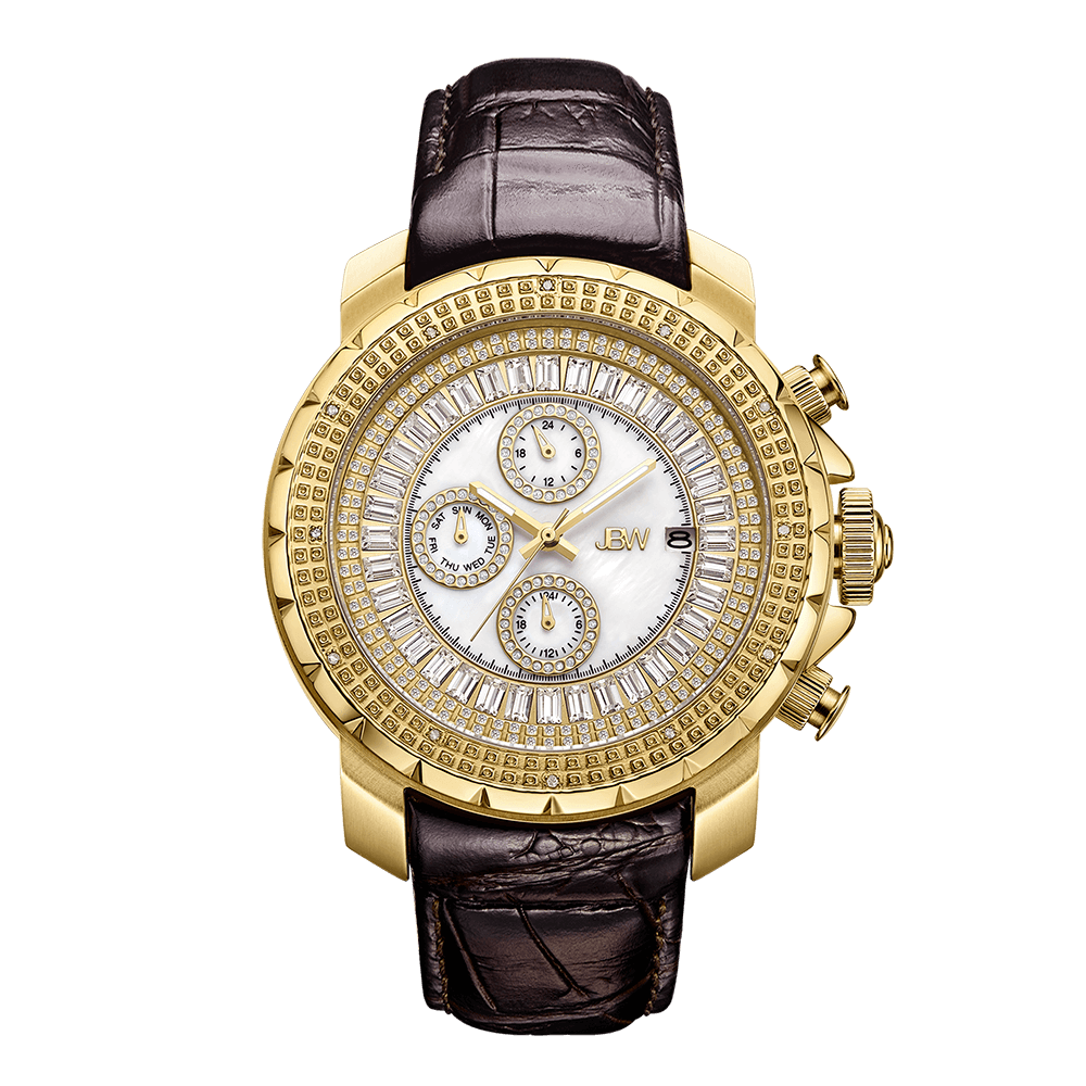 jbw-titus-j6347l-a-gold-brown-leather-diamond-watch-front
