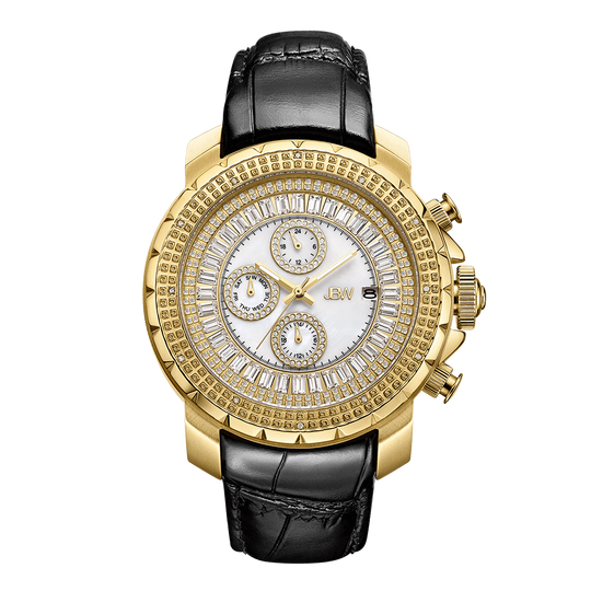 jbw-titus-j6347l-b-gold-black-leather-diamond-watch-front