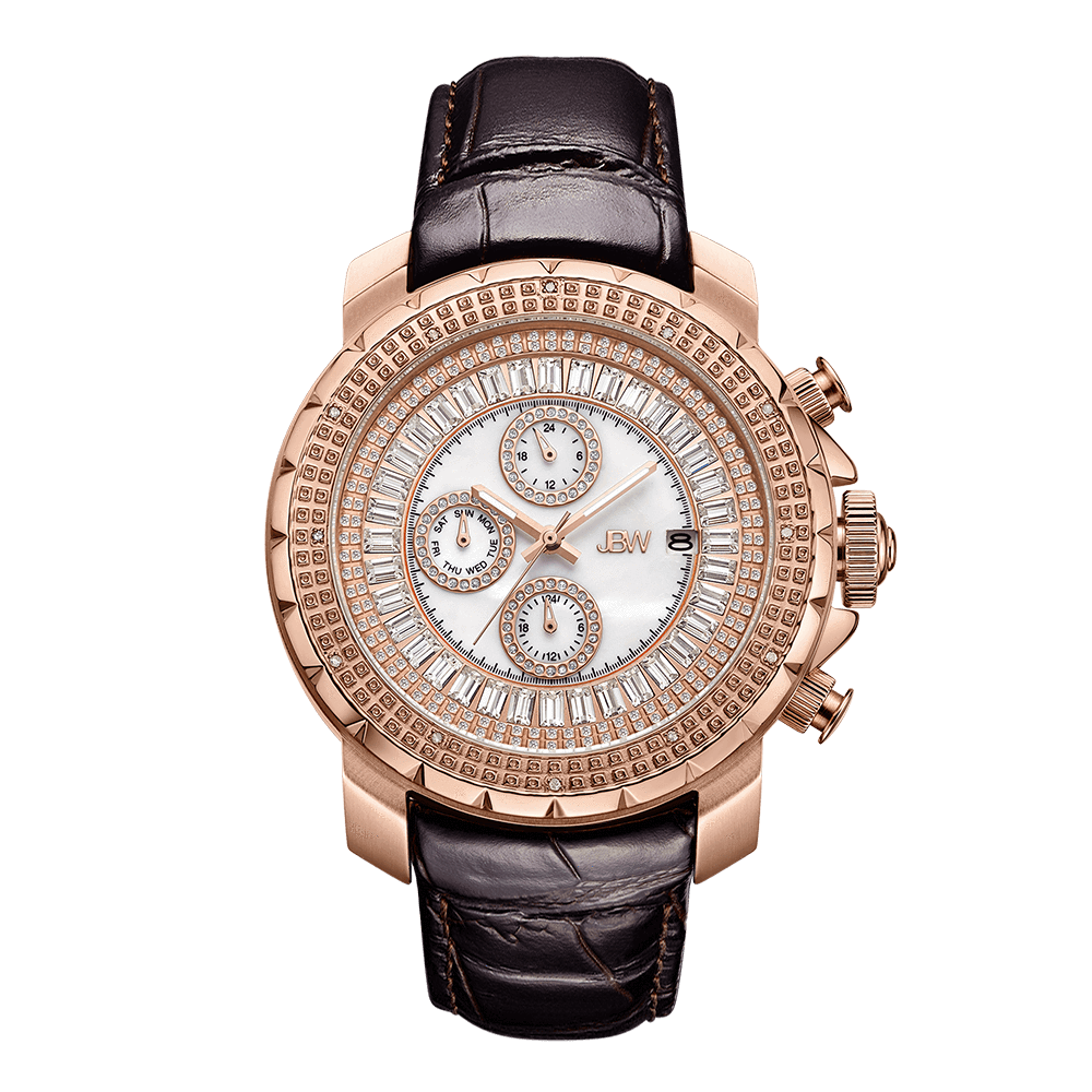 jbw-titus-j6347l-c-rose-gold-brown-leather-diamond-watch-front