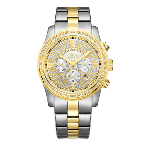 jbw-vanquish-j6337a-two-tone-stainless-steel-gold-diamond-watch-front