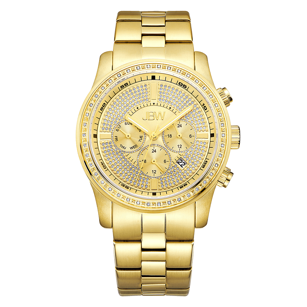 jbw-vanquish-j6337b-gold-gold-diamond-watch-front