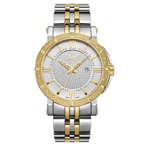jbw-vault-j6343c-two-tone-stainless-steel-gold-diamond-watch-front