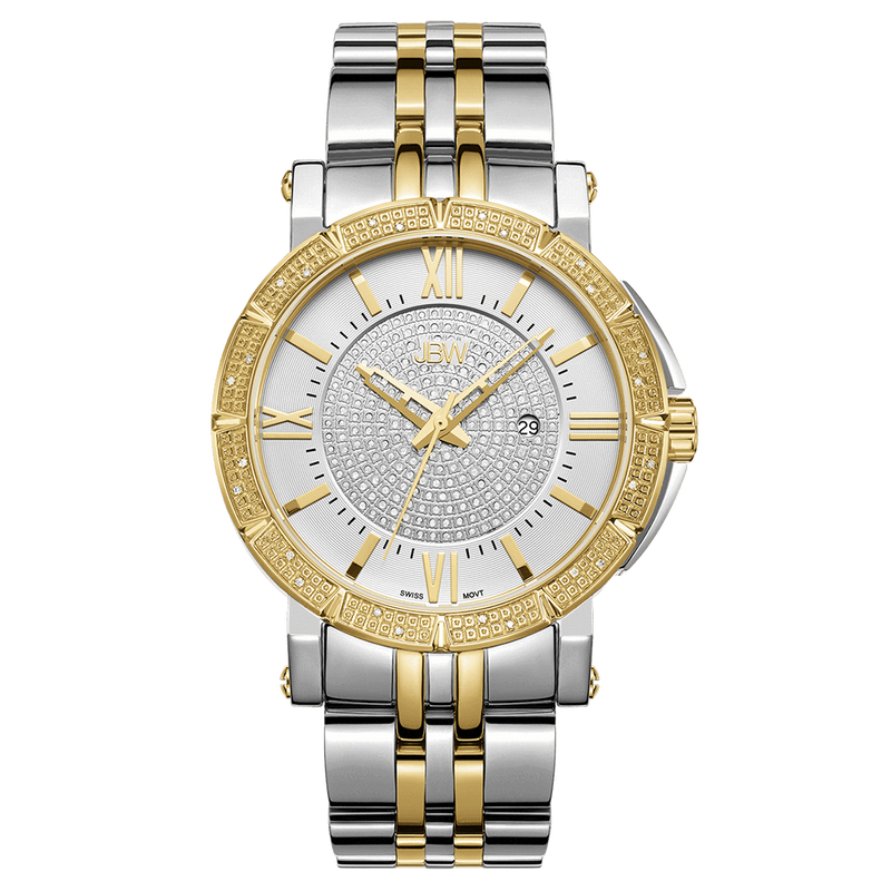 Jbw Vault J6343c Two Tone Stainless Steel Gold Diamond Watch Front_cc470238 85ff 42e5 9fc5 Adb1d5dc3c4a