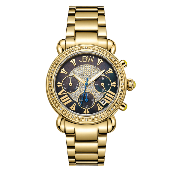 jbw-victory-jb-6210-b-gold-diamond-watch-front