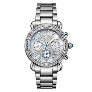 jbw-victory-jb-6210-d-stainless-steel-diamond-watch-front