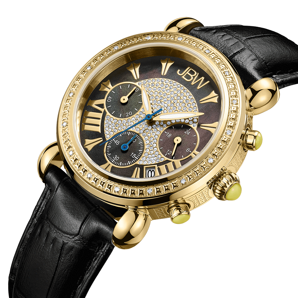 jbw-victory-jb-6210l-f-gold-black-leather-diamond-watch-angle