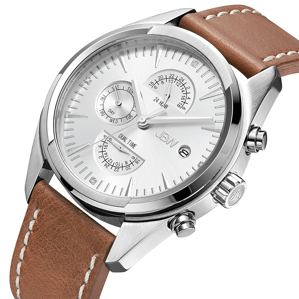 jbw-woodall-j6300b-stainless-steel-brown-leather-diamond-watch-angle
