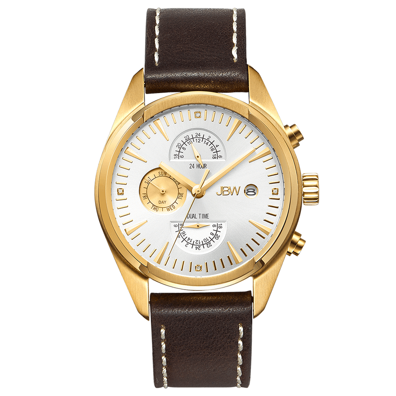 Jbw Woodall J6300d Gold Brown Leather Diamond Watch Front_77233df4 934e 48d5 8a98 7ebf2dc7ac7c