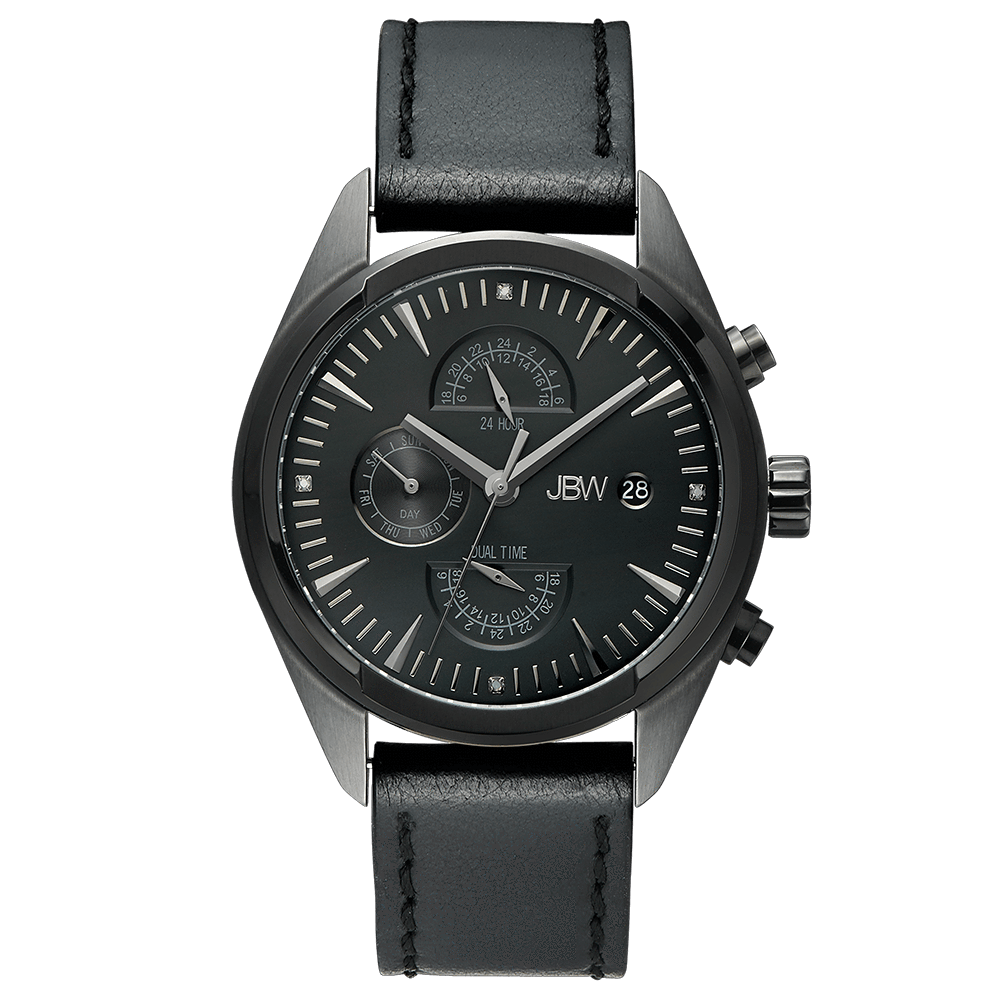 jbw-woodall-j6300e-black-ion-black-leather-diamond-watch-front
