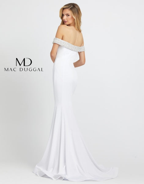 Mac Duggal Style Number 67155D