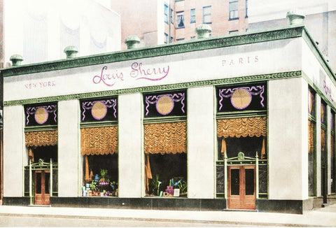 Louis Sherry Hermes store