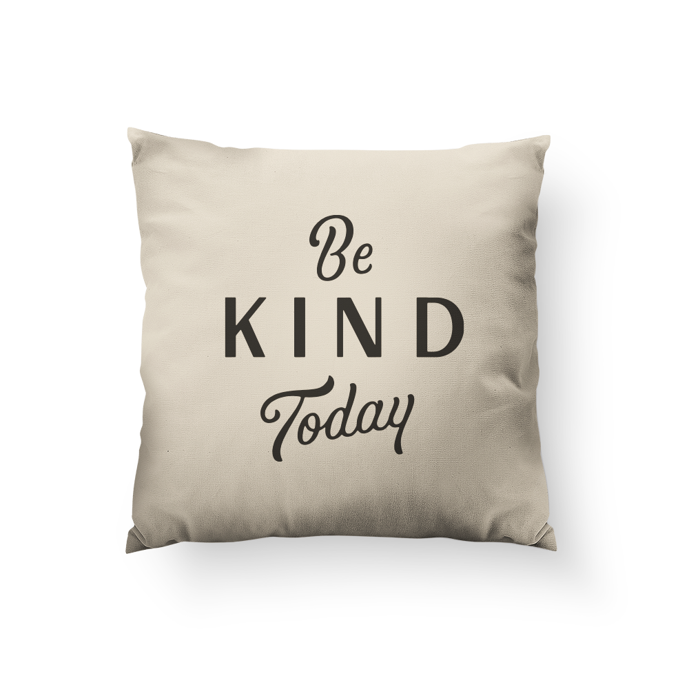 Be Kind Today Pillow - Doc Shorty