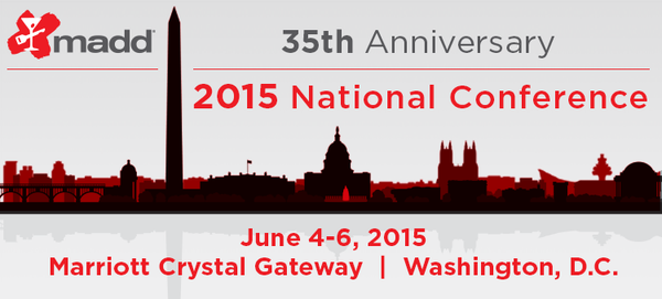 MADD 2015 National Conference