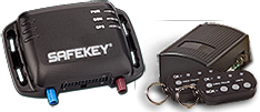 SafeKey GPS Plus System Silver (Configuration tailored to ages 55+)