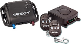 SafeKey GPS Plus System (Configuration tailored to ages 16-55)