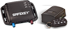SafeKey GPS System Silver (Configuration tailored to ages 55+)
