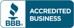 Accredited Better Business Bureau