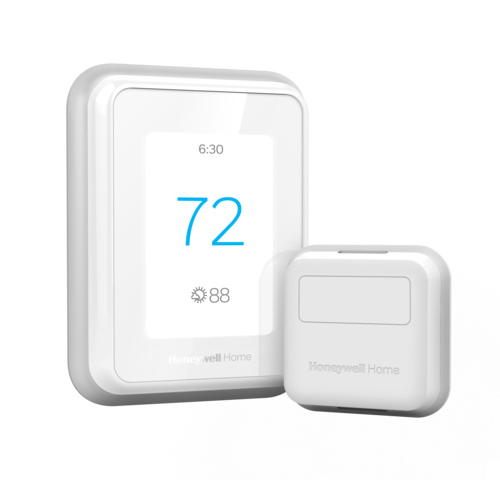 Honeywell T9 Wi-Fi Smart Thermostat with Sensor image 11820469289047