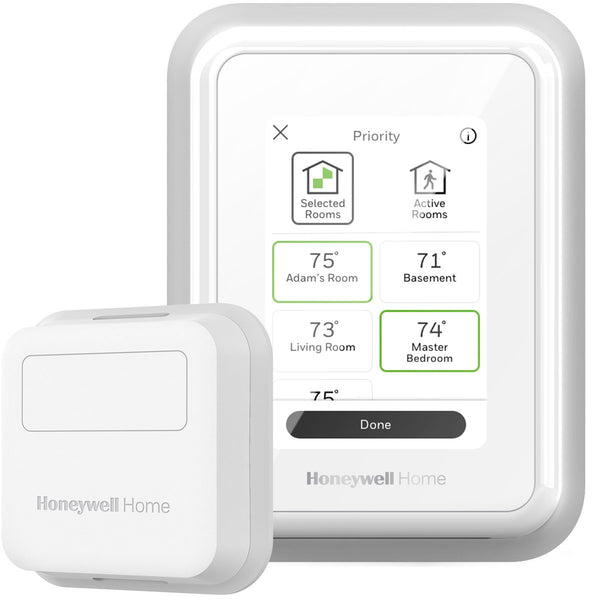 Honeywell T9 Wi-Fi Smart Thermostat with Sensor image 11816722399319