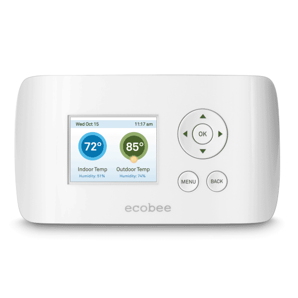 ecobee Smart Si Wi-Fi Thermostat