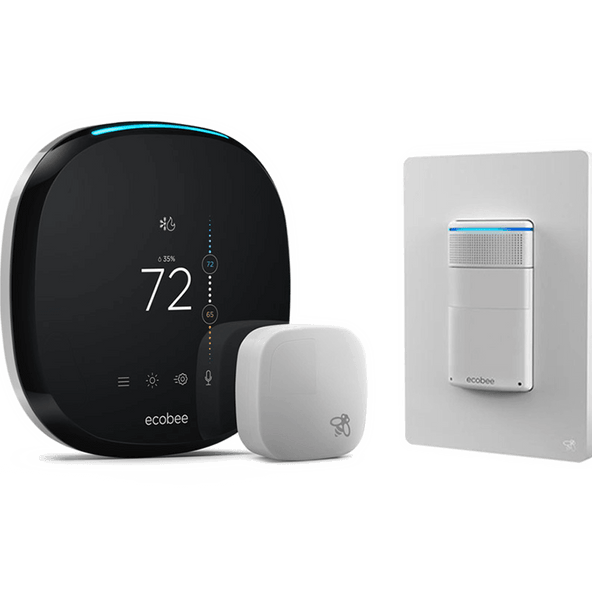 ecobee4 and ecobee Switch+ Bundle
