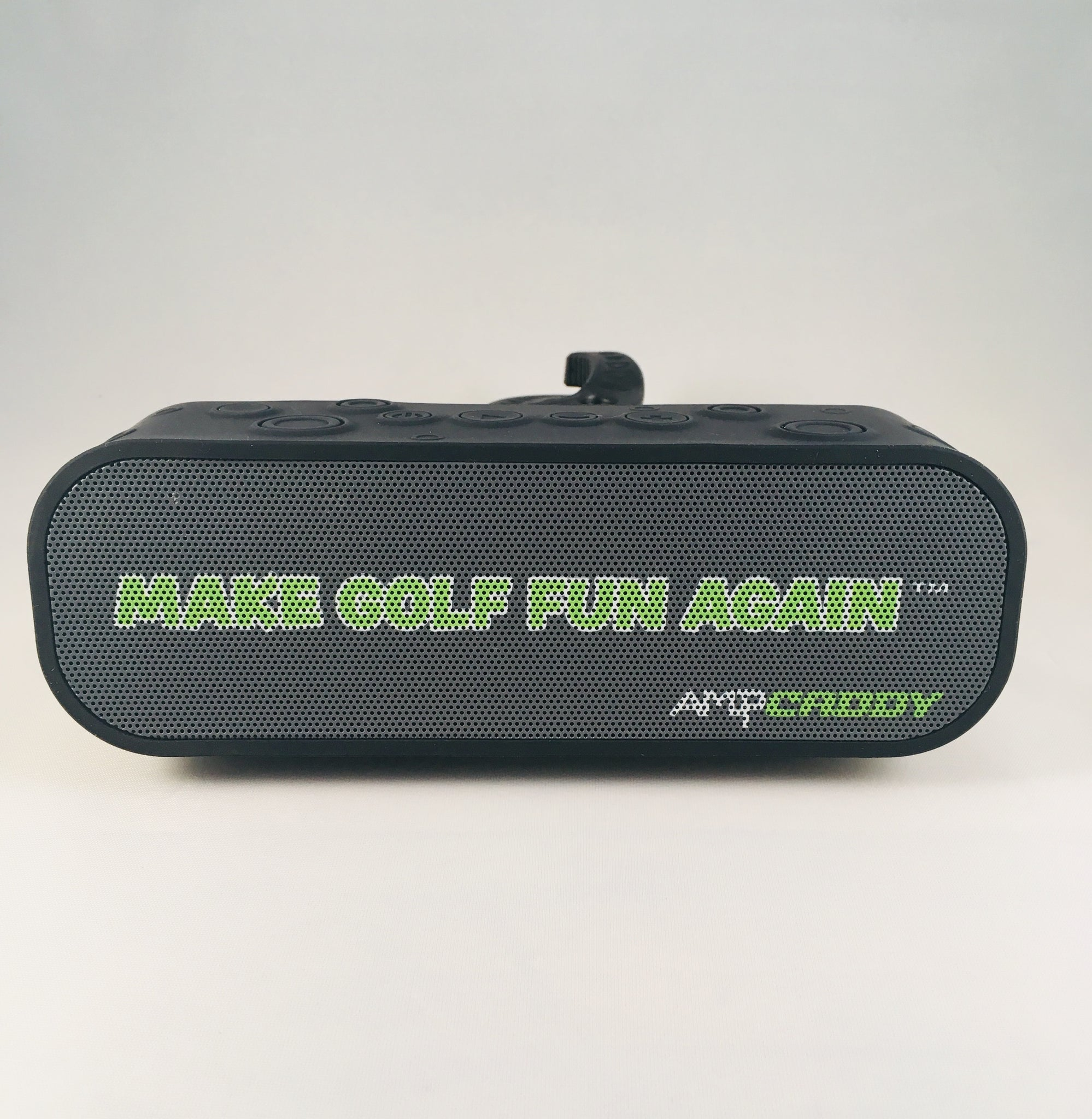 Z Ampcaddy Golf custom MAKEGOLFFUNAGAIN™  Bluetooth Speaker and Mount