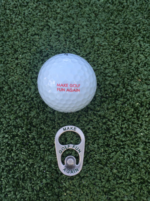 Beer Tab Ball Marker