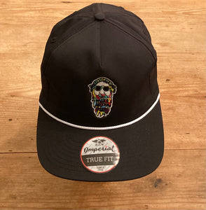 Big D Hippie Collection - Performance Rope Cap