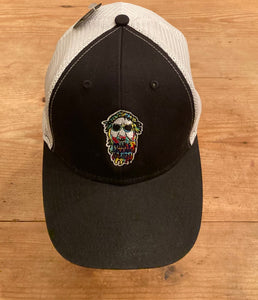 Big D Hippie Collection - Mesh Snapback Trucker