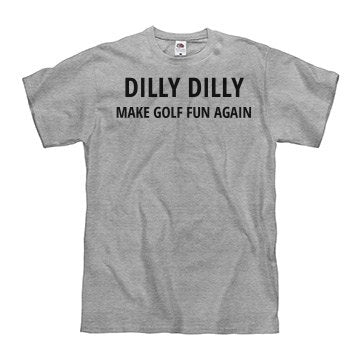 T-shirt - DILLY DILLY
