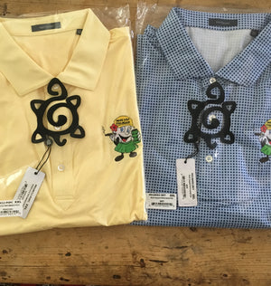 Turtleson Polo with MAKE GOLF FUN AGAIN Logo go to www.turtleson.com | 30% with code: MGFA30