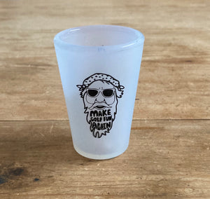 Big D Collection | Tee Shot Glass