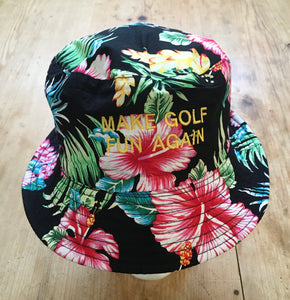 Floral Bucket Hat | 20% off with code: PGA2020