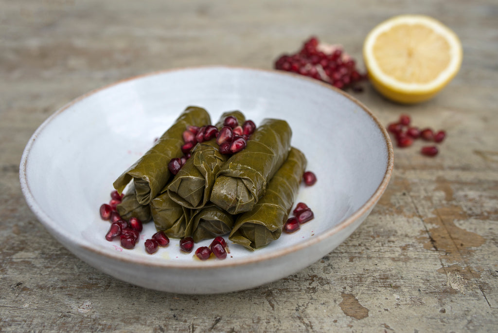 Warak enab - Stuffed vine leaves