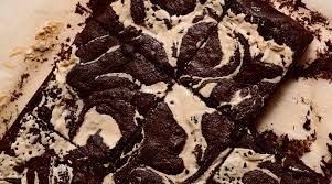 Vegan Chocolate-Tahini Brownie