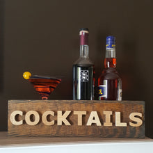 Cocktails Sign-Decor-in2ition mercantile