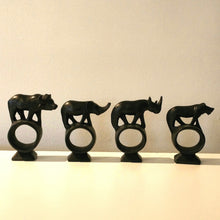Animals Wooden Napkin Rings-in2ition mercantile