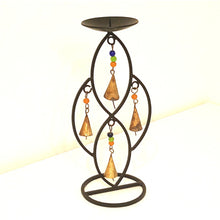 Bells & Beads Candle Holder