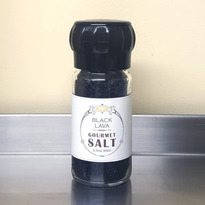 Black Lava Salt-Gourmet-in2ition mercantile