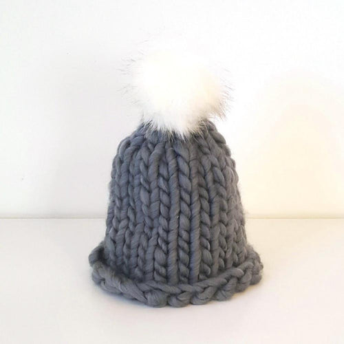 Chunky Knit Hat-Accessories-in2ition mercantile