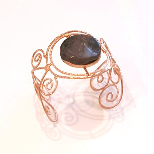 Copper Cuff-in2ition mercantile