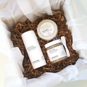 Essential Hand Care Set-Gift Sets-in2ition mercantile