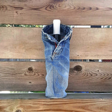 Denim Gift Bag-Wares-in2ition mercantile