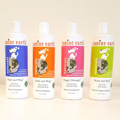 Doggie Shampoo-in2ition mercantile