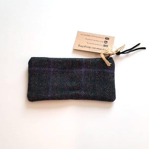 Flannel Pouch-Bags/Wallets-in2ition mercantile