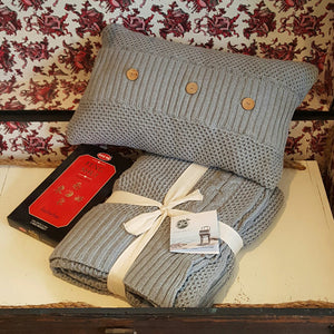 Honeycomb Throw & Pillow-Linens-in2ition mercantile